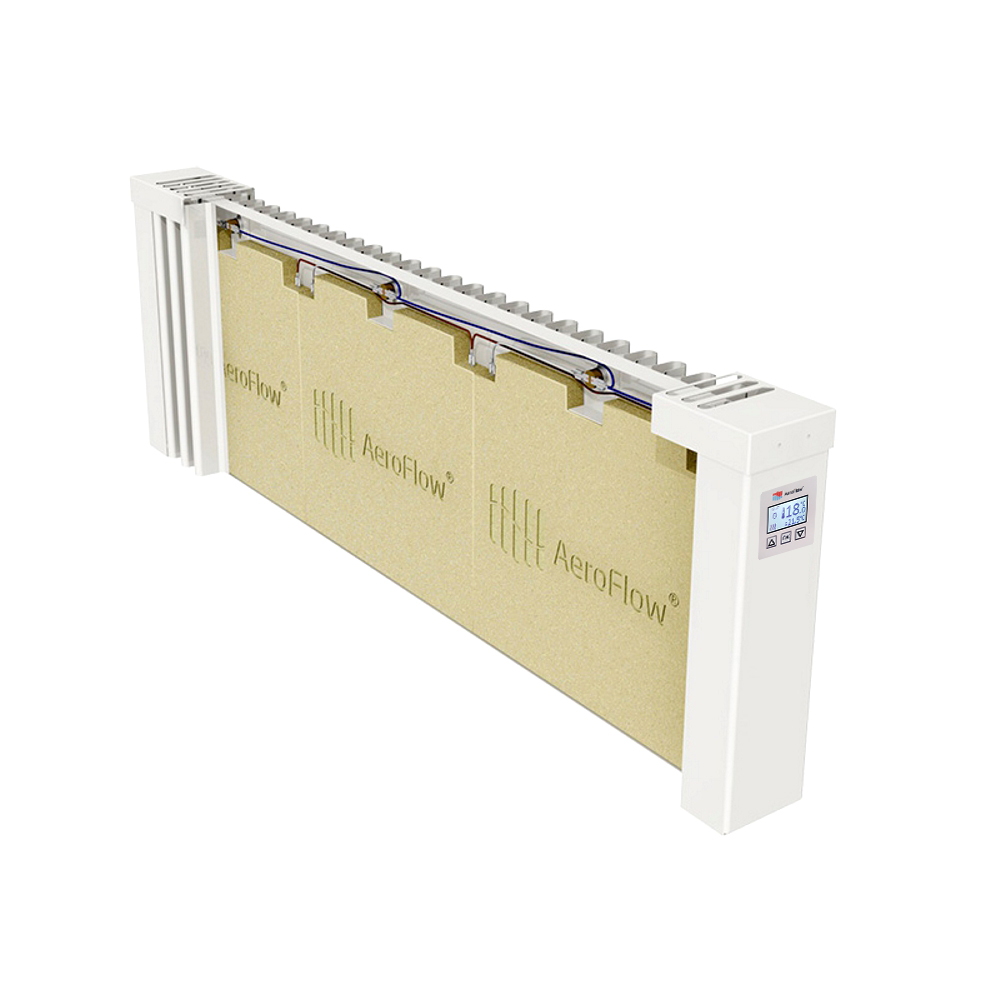 AeroFlow® Elektroheizung SLIM 1200 mit FlexiSmart-Steuerung