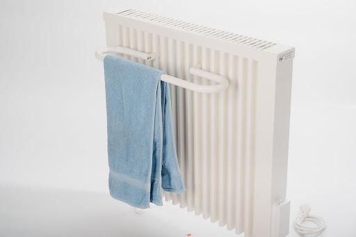 Handtuchhalter für die elektrischen Heizungen von Thermotec.