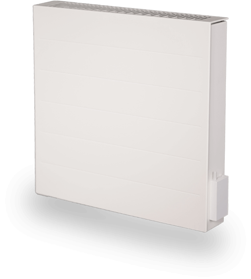Edle Design-Front für Aeroflow Elektroheizungen - COMPACT