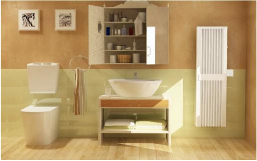 Elektroheizungen im Badezimmer
